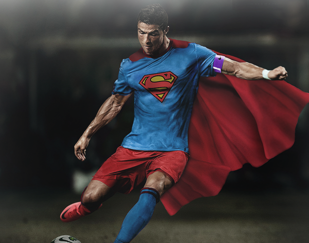 Роналдо - Супермен