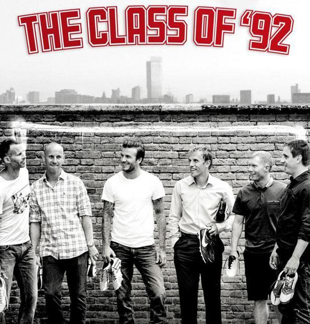 """Афишът на филма """"Клас `92"""""""