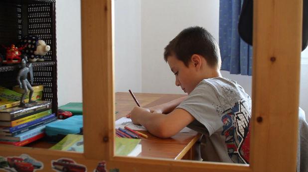 аз съм домашен ученик