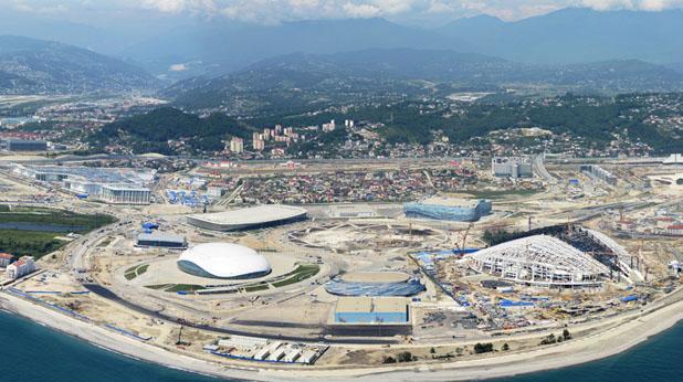 Олимпийски парк, Сочи