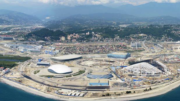 Сочи, Олимпийски комплекс
