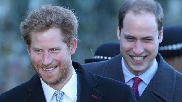 принц Хари с брада