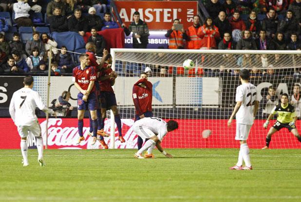 Роналдо срещу Осасуна