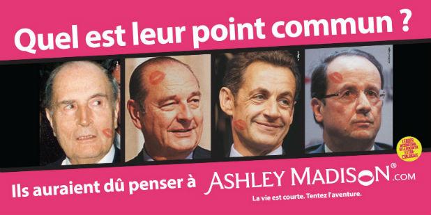 ashleymadison.com билборд