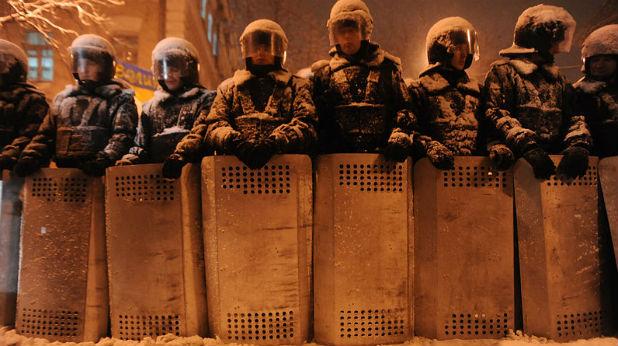 Полиция в Украйна