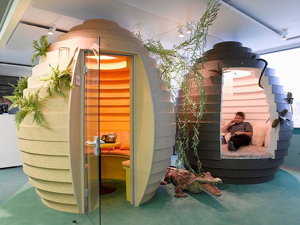 coolest offices