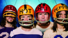 red hot chili peppers 221