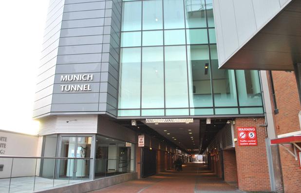 Тунелът Мюнхен