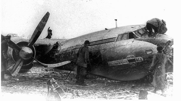 Самолет, 1958, Мюнхен