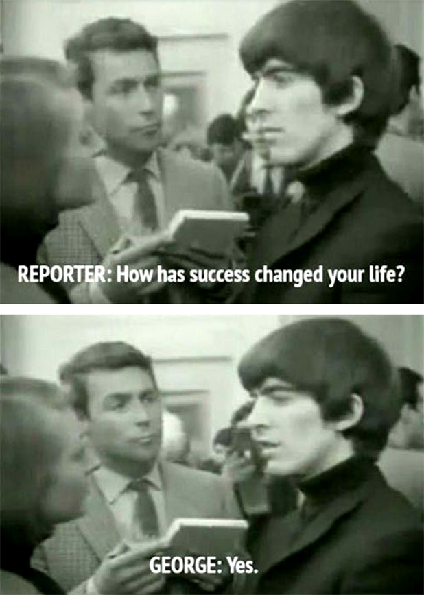 beatles press