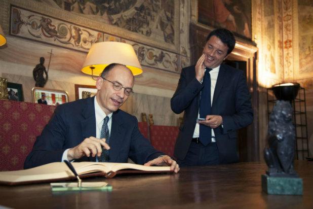 Италия лета рензи
