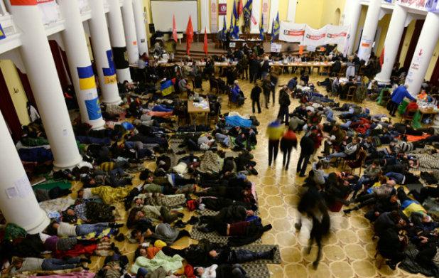 Киев кметство