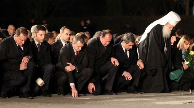 Държавните мъже отбелязват годишнина от смъртта на Васил Левски