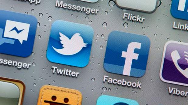 facebook,twitter
