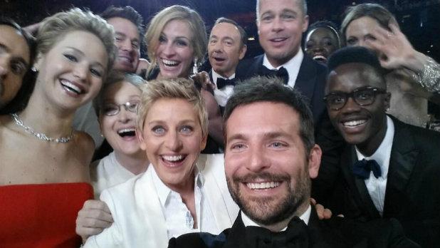 Селфито на Оскарите