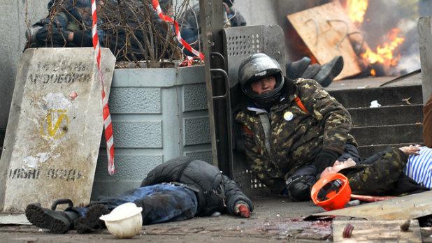 Снайперистите в Киев, платени от Майдана
