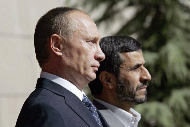Путин Израел
