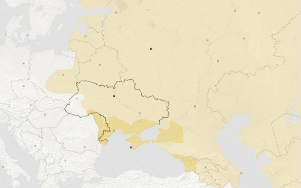 Русия - Украйна