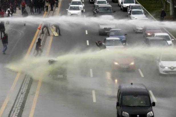 Анкара белкин протест