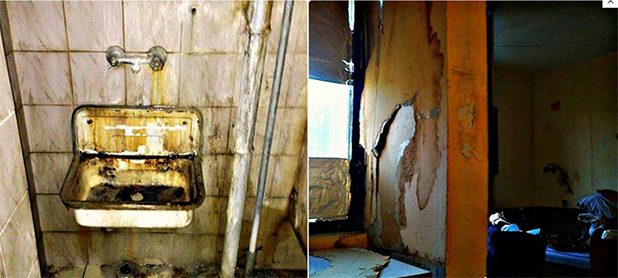 общежитие в македония