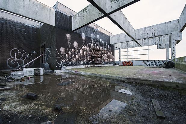 графити хотел
