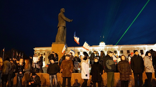 референдум, крим
