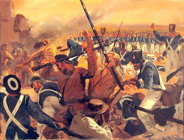 битката при аламо
