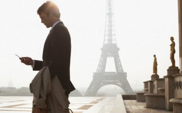 Мъж във Франция