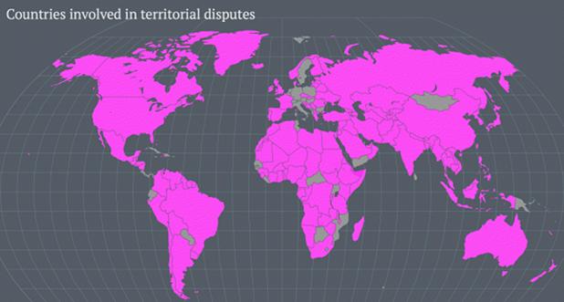 териториални претенции