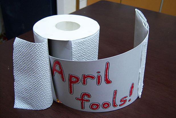 1 април