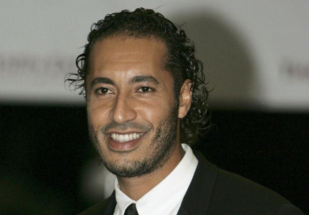 Саади Кадафи