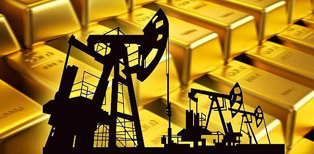 петрол и злато