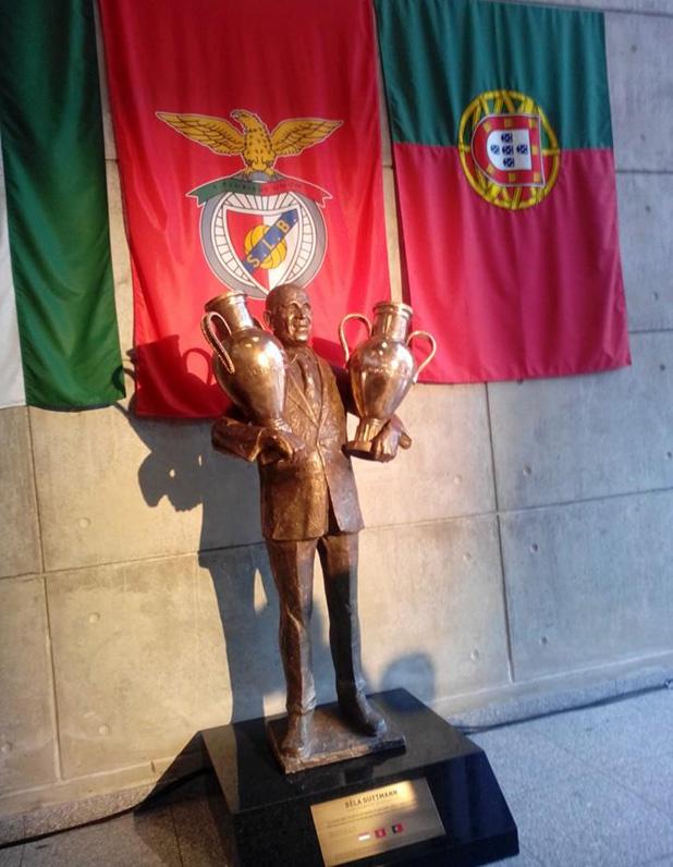 Статуя на Гутман