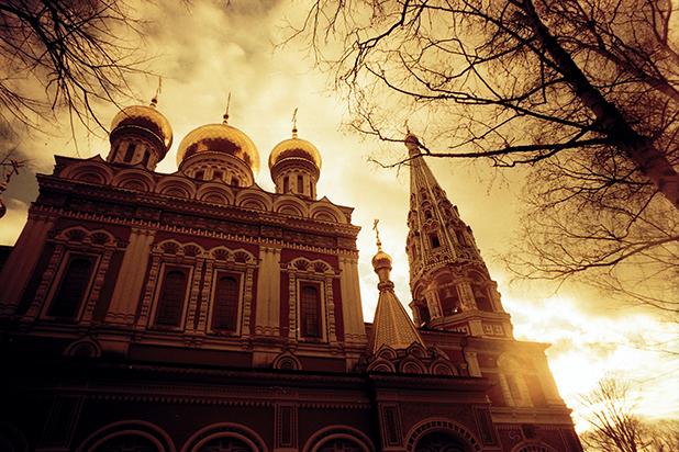 златната църква