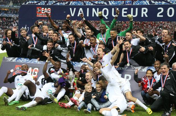 гингам печели купата на франция 2014