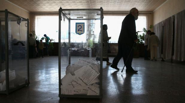 Референдум в Донецк и Луганск