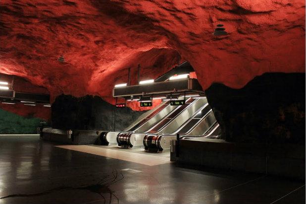 Metro Стокхолм