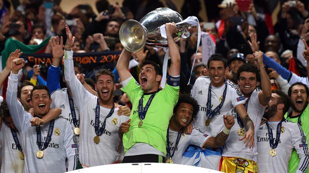 Реал - европейски шампион 2014