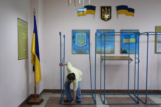 Украйна се подготвя за избори