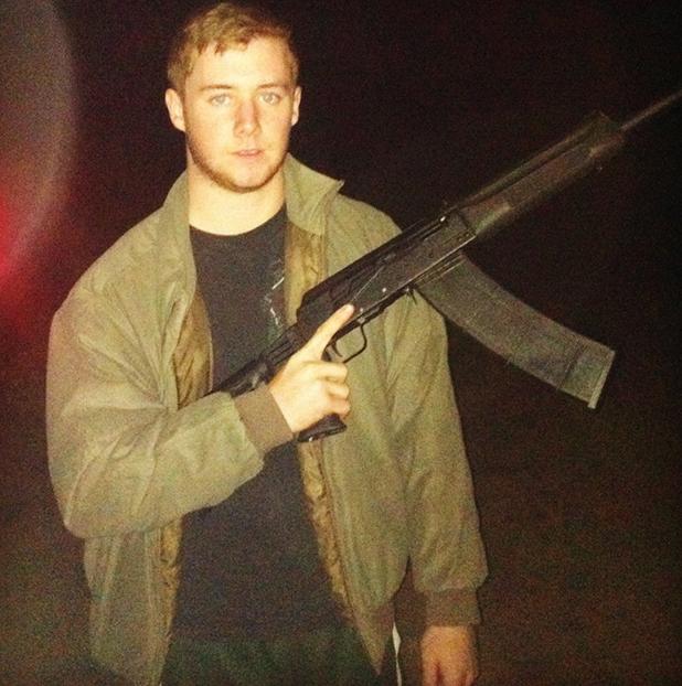 rednecks with guns
