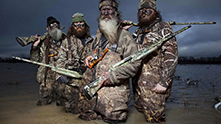 rednecks with guns