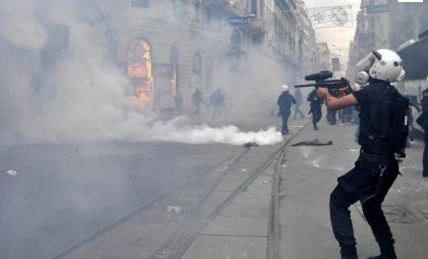 Полицай в Турция