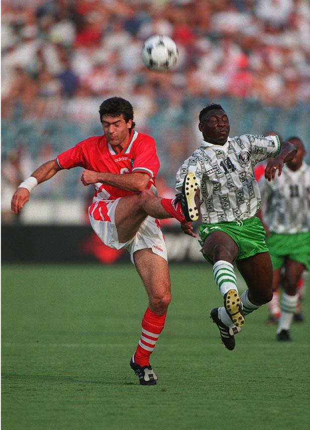 Янков срещу Нигерия, САЩ 94