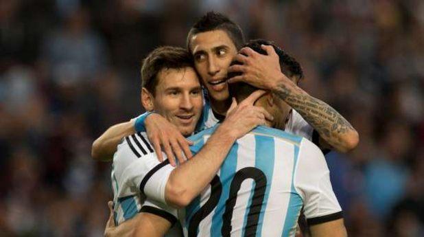 Аржентина - Словения 2:0