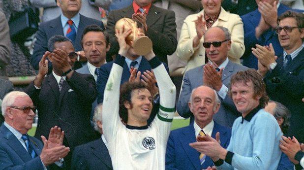 фрг световен шампион 1974