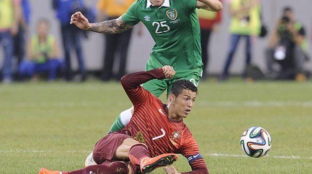 Роналдо срещу Ейре