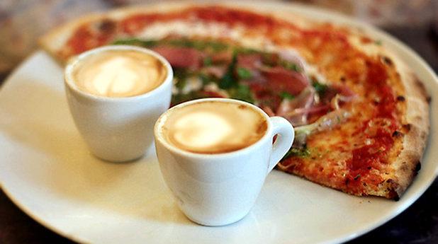 пица и кафе