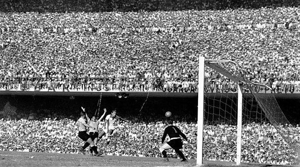 Бразилия 1950