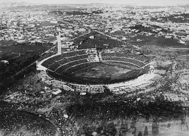 Уругвай 1930