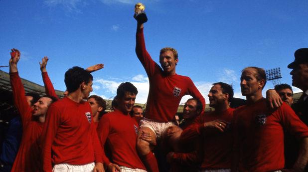 Англия 1966